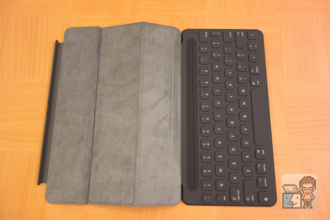 Ipad pro 9 7 inch smart keyboard review4