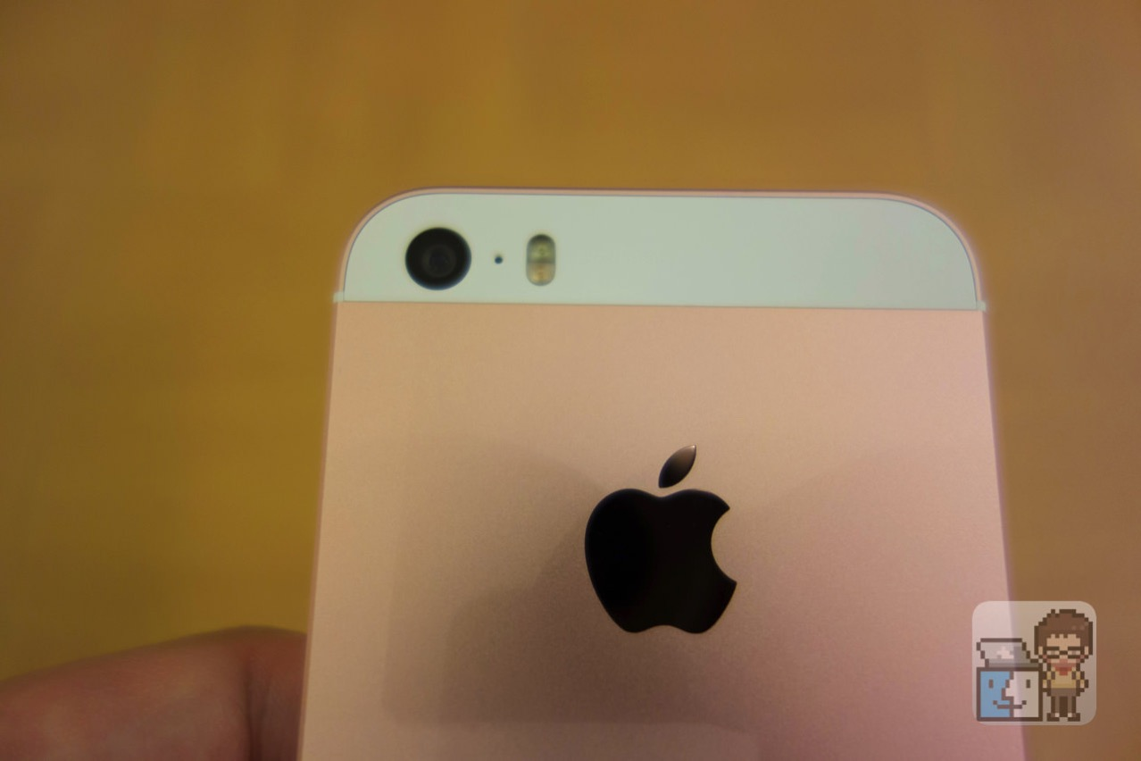 Iphone se rose gold review6