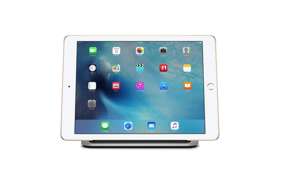 Apple Online Store、iPad Pro 向け Smart Connector付き充電スタンド「Logi BASE」を販売開始