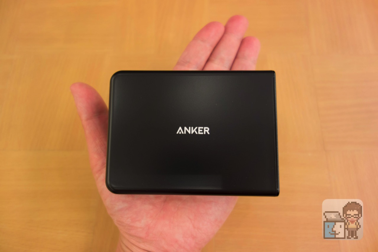 Review anker powerport plus 5 usb c power deliver5