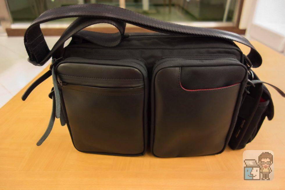【レビュー】国立商店「タブレットのための小型ショルダーバッグ 4G」スペシャルエディション