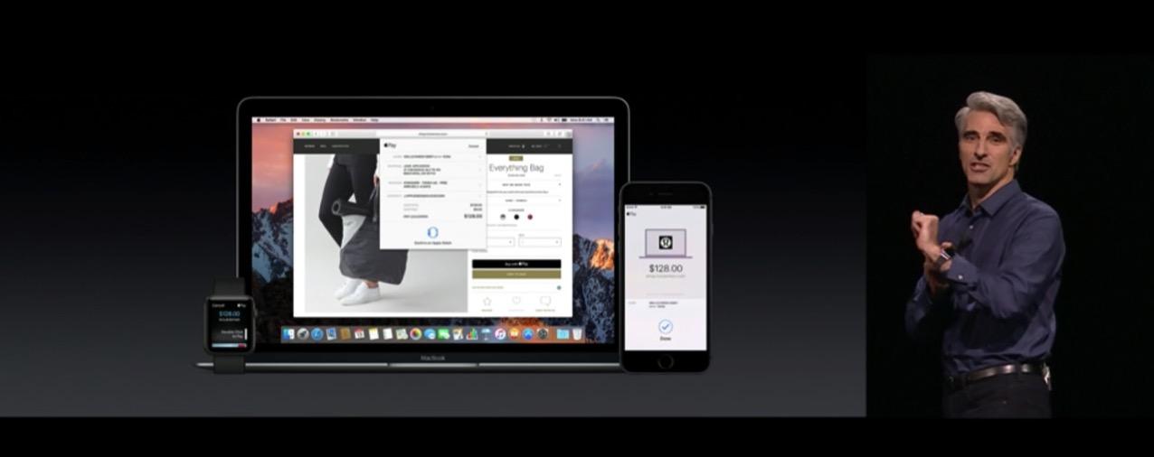Apple announced next macos sierra edit13