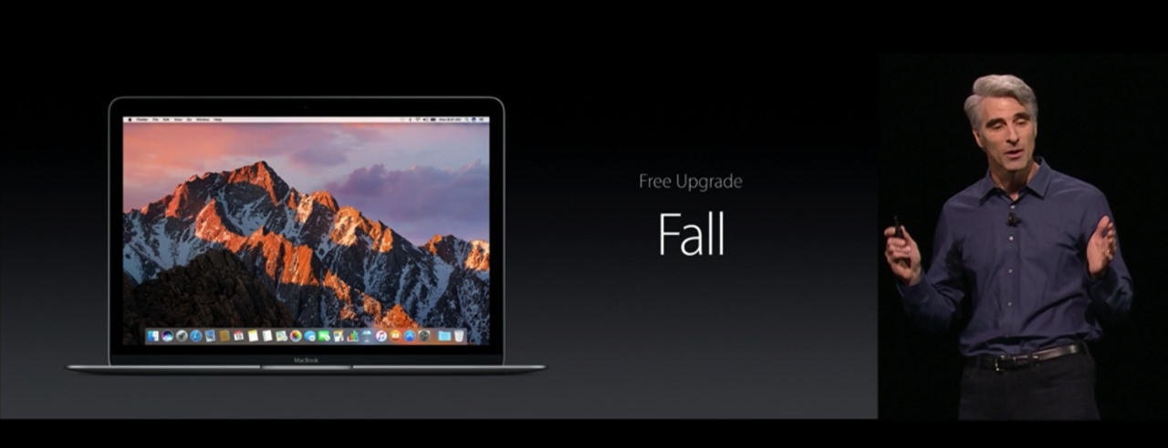 Apple announced next macos sierra edit16