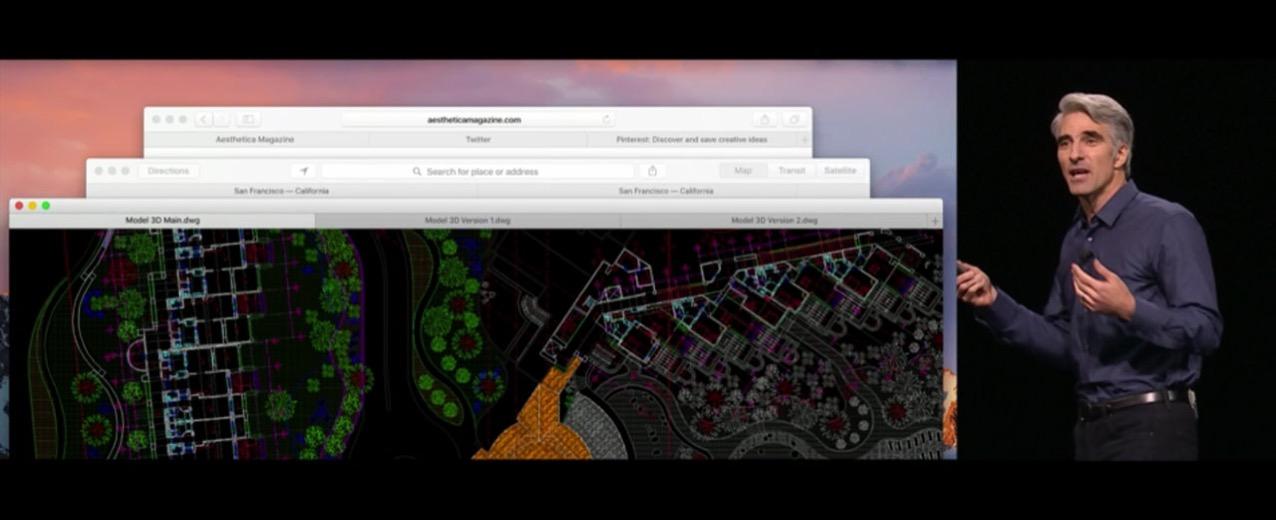 Apple announced next macos sierra edit6