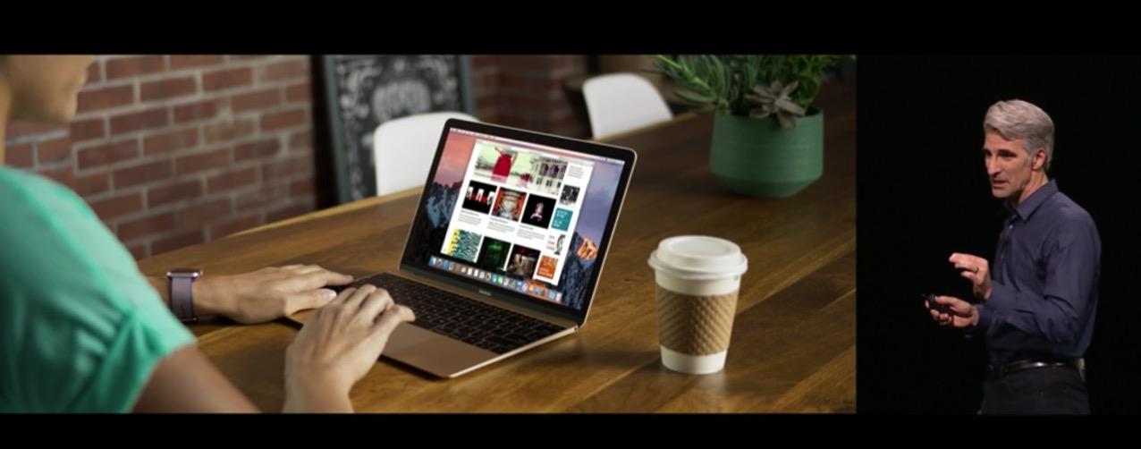 Apple announced next macos sierra edit7