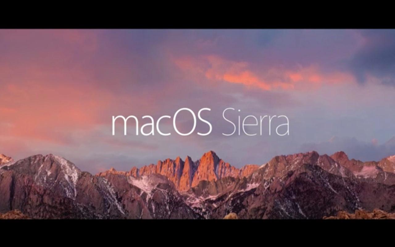 Apple、次期 macOS「Sierra(シエラ)」を発表