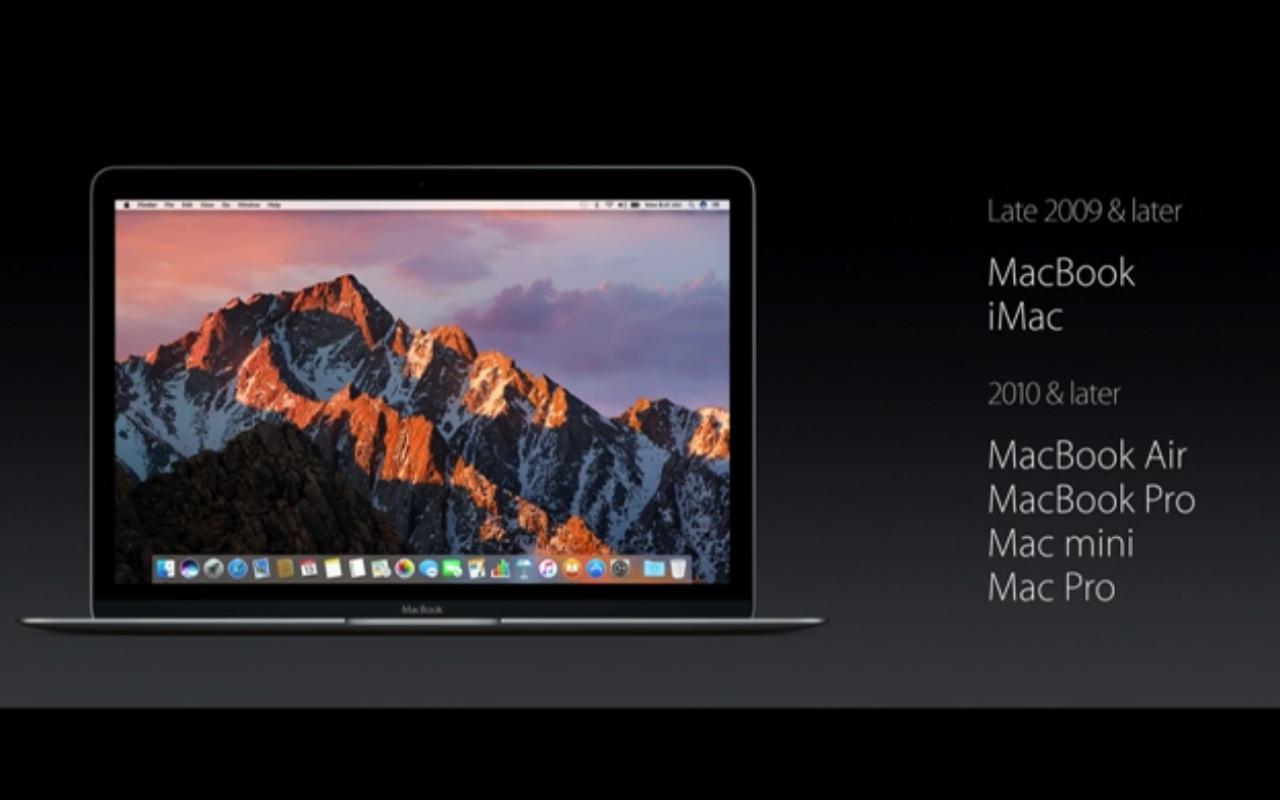 Apple、「iOS 10」正式発表。2016年 秋にリリース