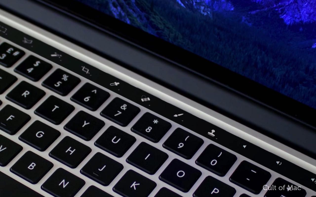 次期「MacBook Pro」に搭載が噂されているタッチパッドのコンセプト動画