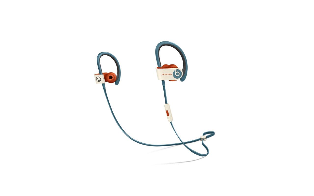 【日本伝統色】Apple.com/jp、「Powerbeats2 ワイヤレスヘッドフォン Undercoverリミテッドエディション」発売開始