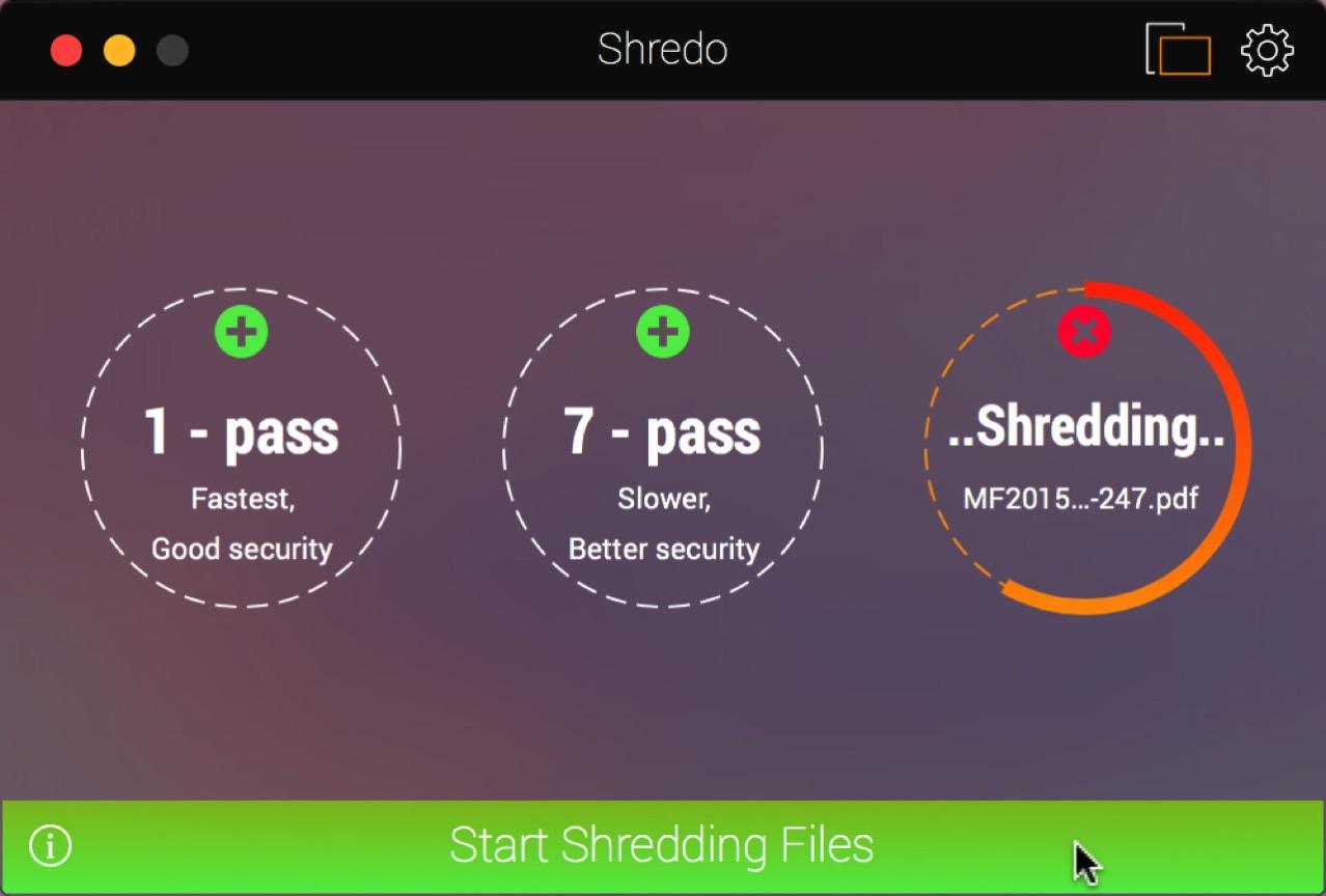 Shredo2