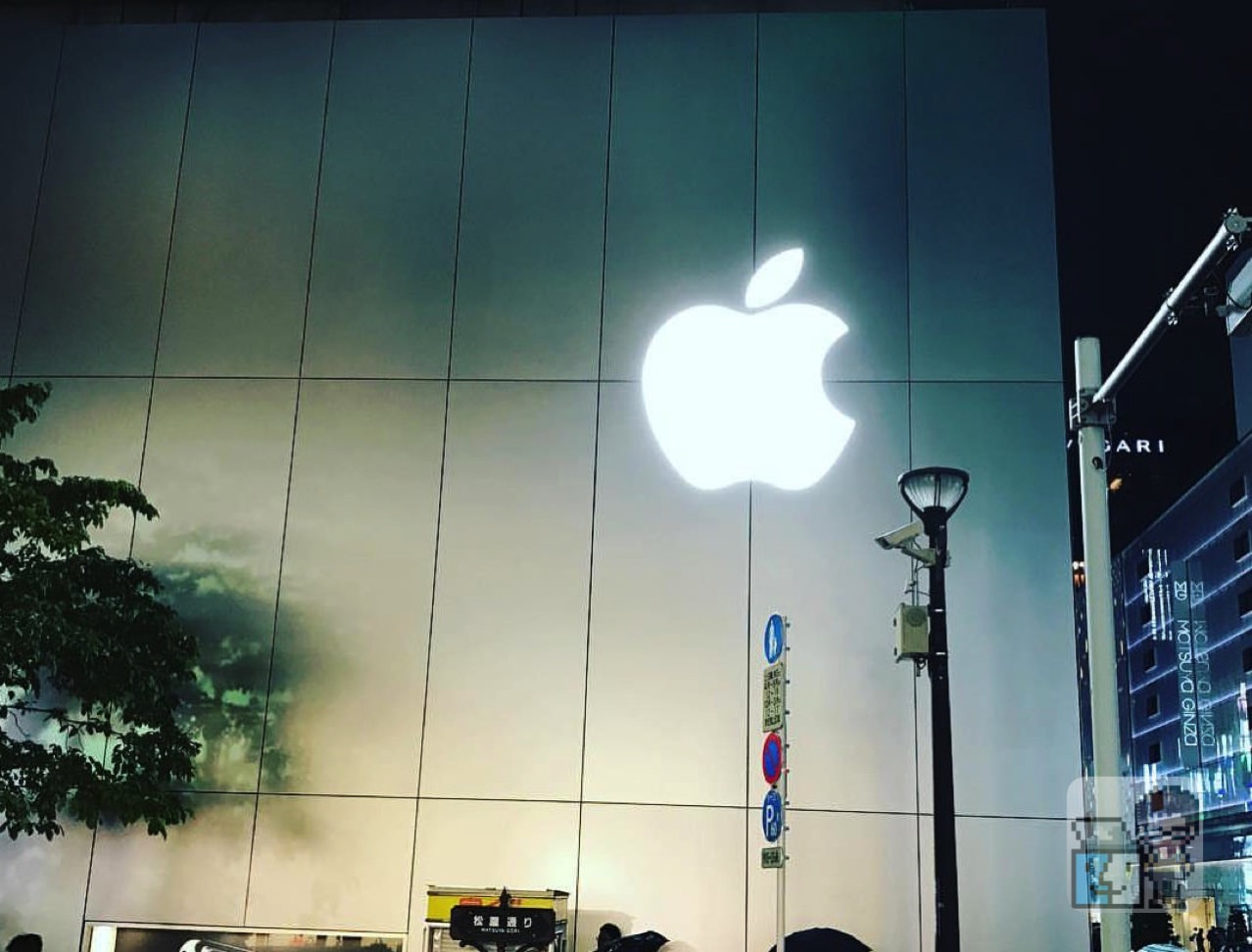 Apple ginza1