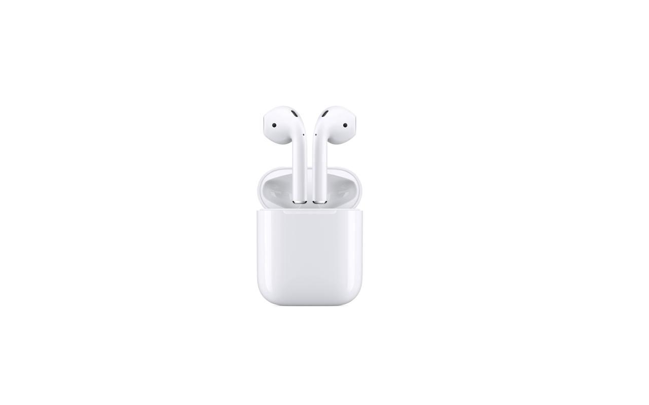 Apple、ワイヤレスイヤフォン「AirPods」を10月下旬発売。価格は16,800円