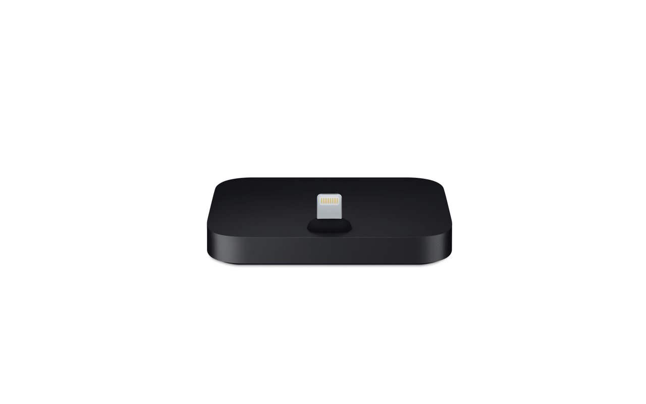 Apple、新色ブラックの「iPhone Lightning Dock」を発売開始