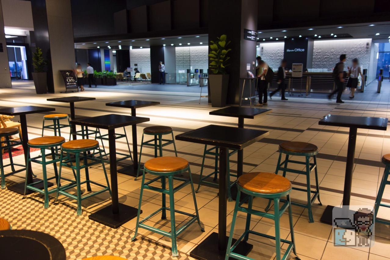 【渋谷】ヒカリエ 11F の超穴場 電源カフェ THE THEATRE COFFEE(シアターコーヒー)