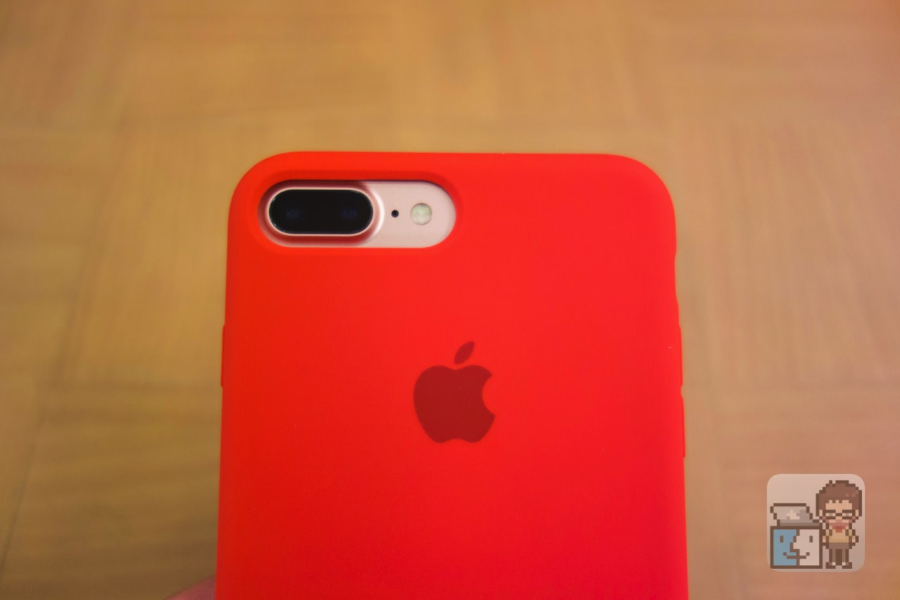 Unboxing iphone 7 plus silicone case product red5