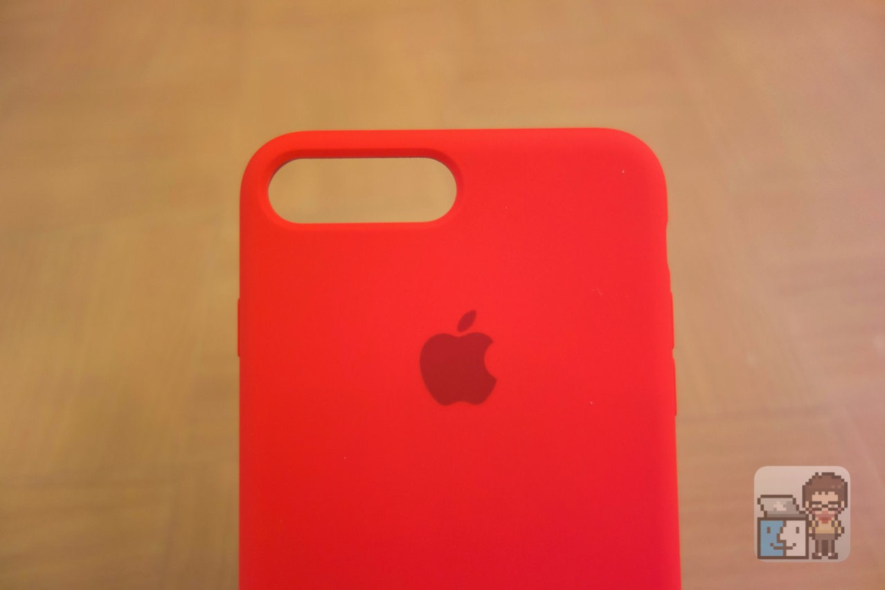 Unboxing iphone 7 plus silicone case product red7