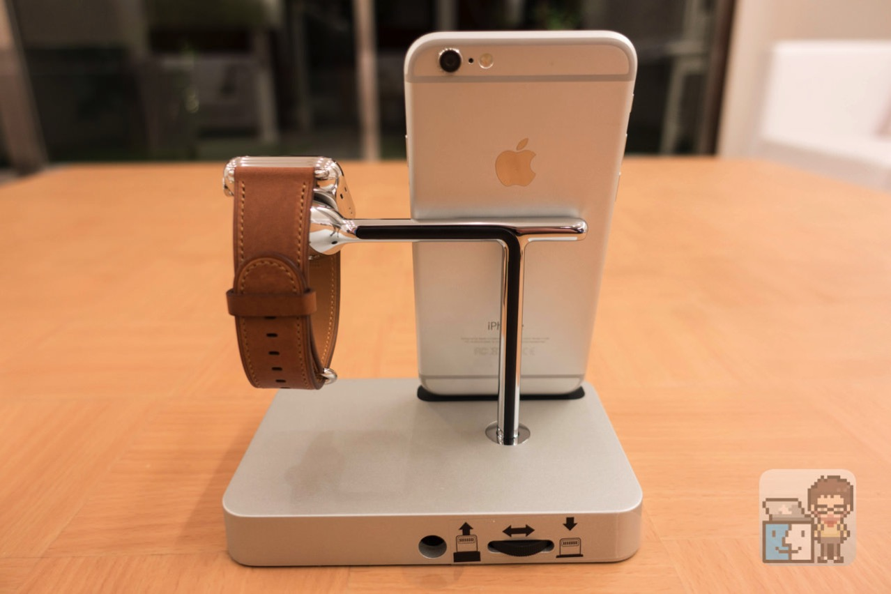 Belkin valet charge dock for apple watch iphone3