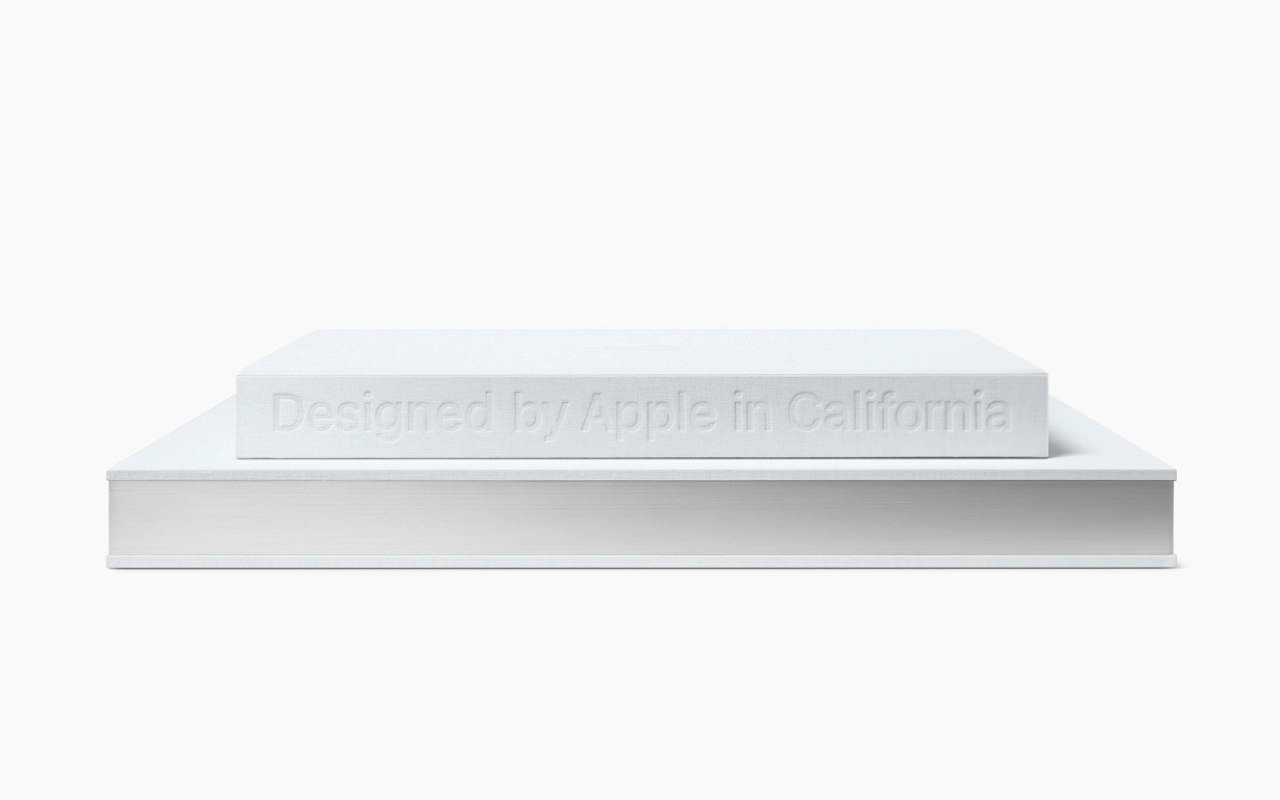 Apple、アップルデザインを振り返る写真集「Designed by Apple in California」を発売