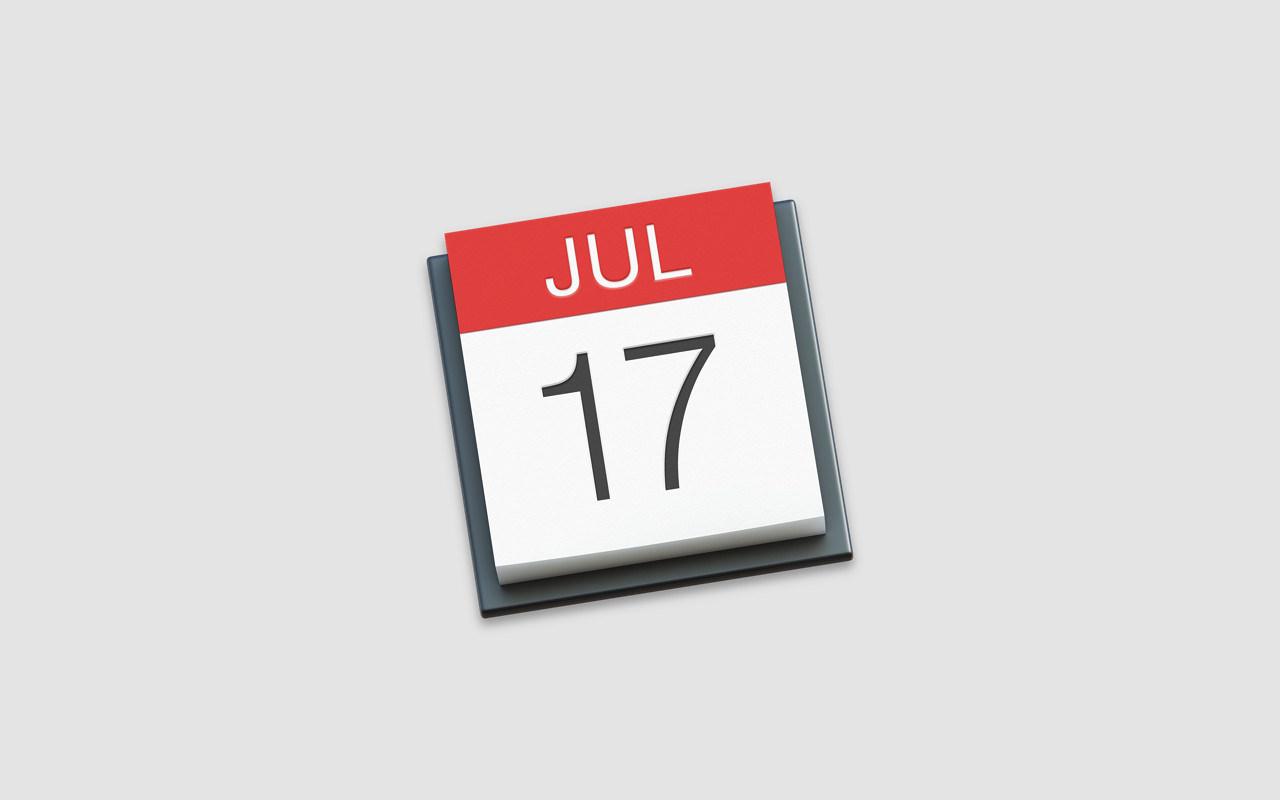 【Apple公式】iCloudカレンダー:スパムのイベント参加依頼を削除する方法