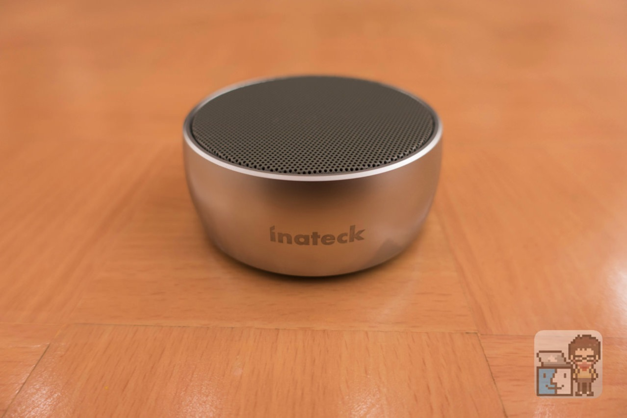 Inateck portable bluetooth speaker3
