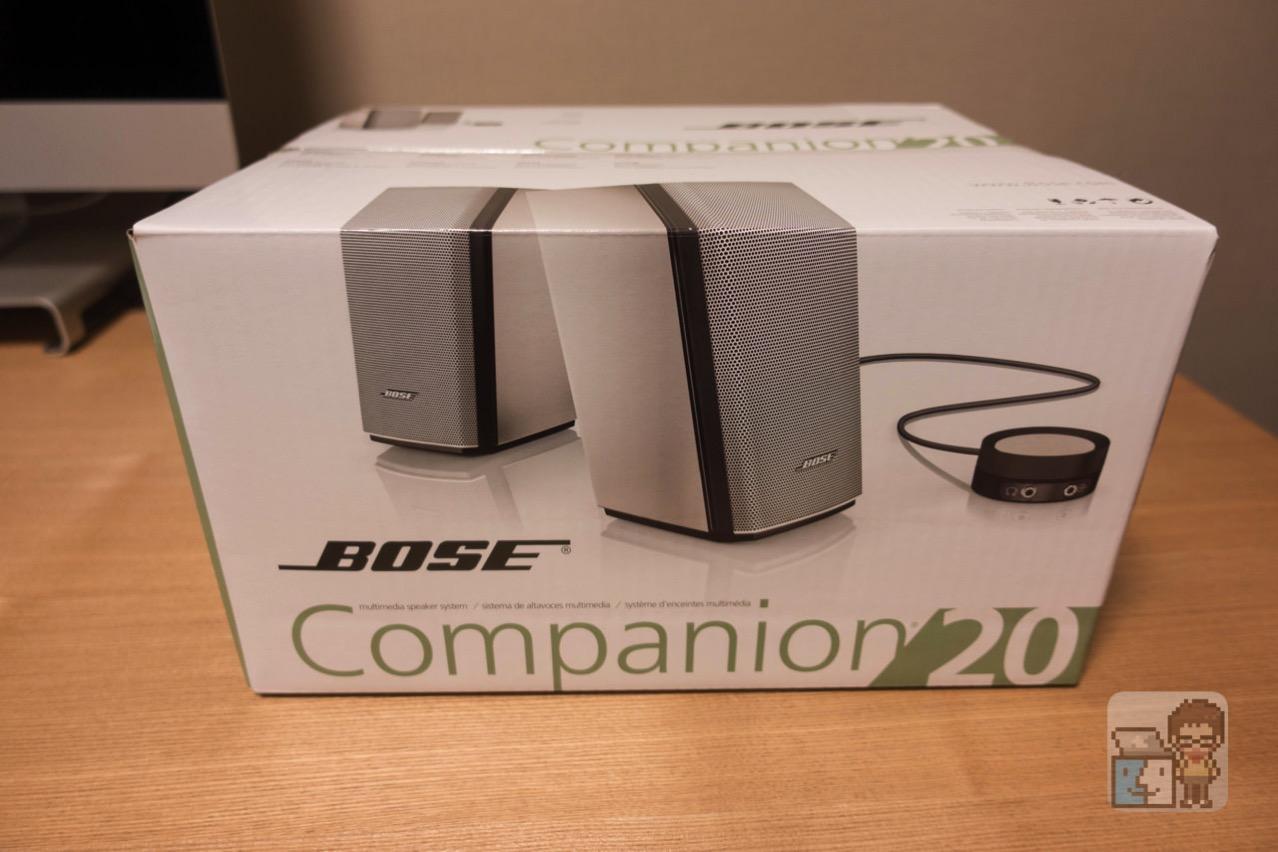 Bose companion 203