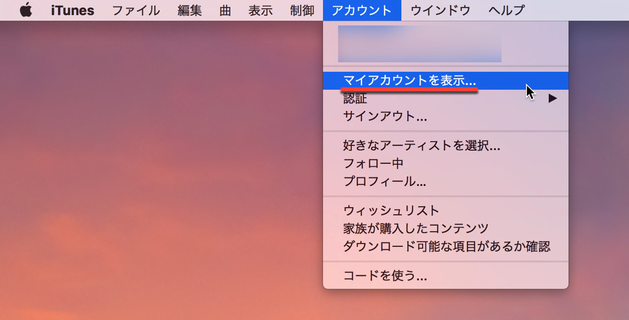 How to check history contents purchased itunes store2