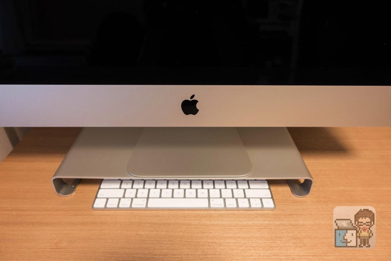 【レビュー】iMacにおすすめ!Satechi 製モニタースタンド[PR]