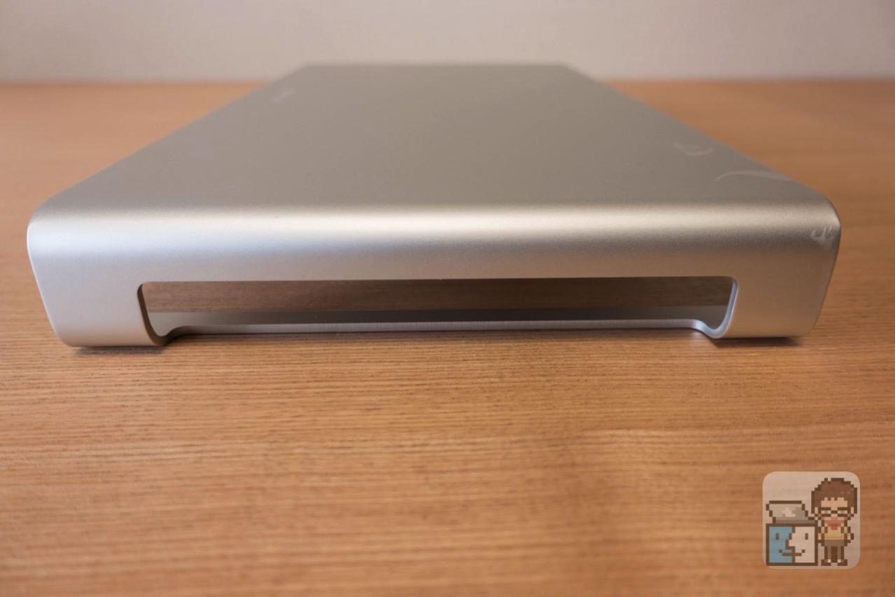 Satechi aluminum monitor stand3