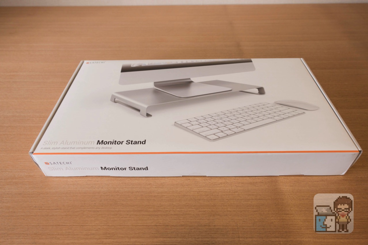 Satechi aluminum monitor stand7