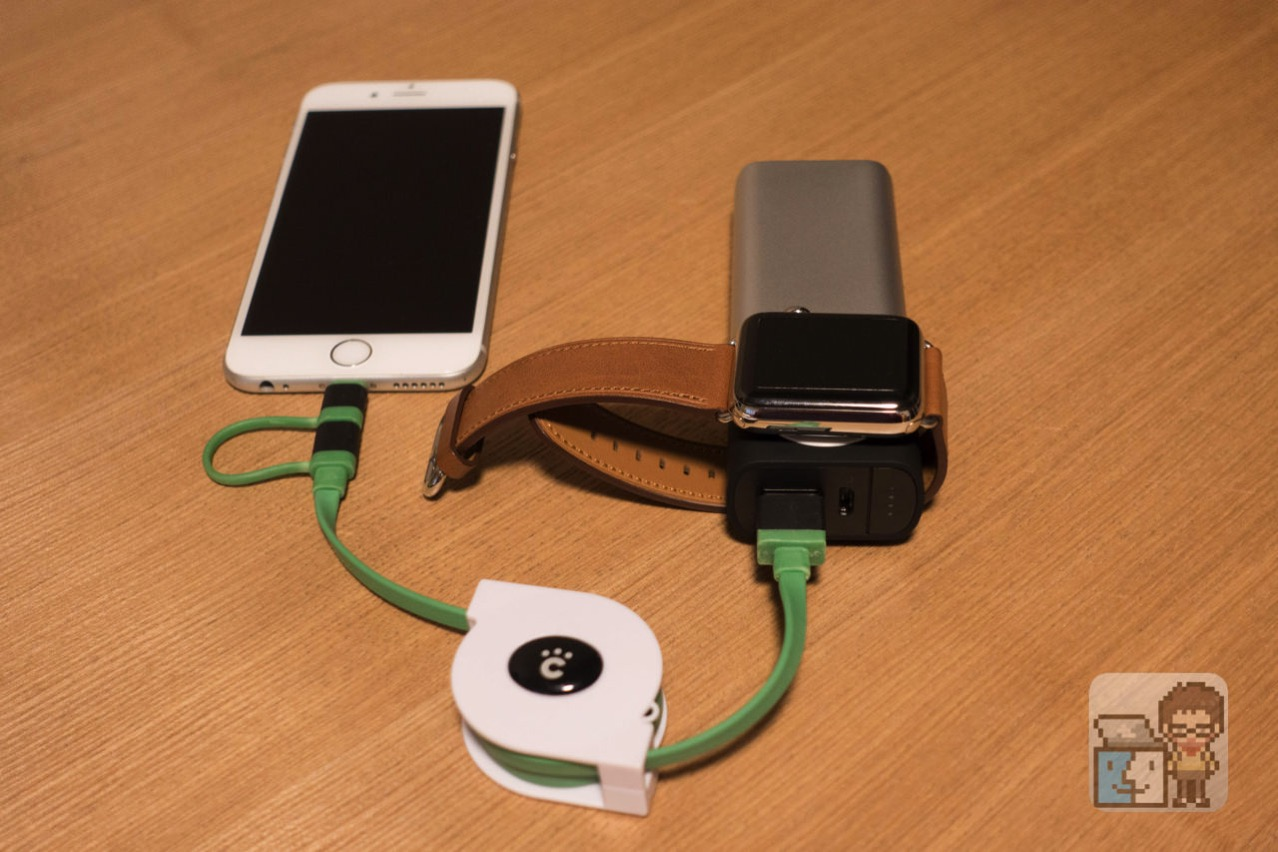 Valet charger power pack first impression4