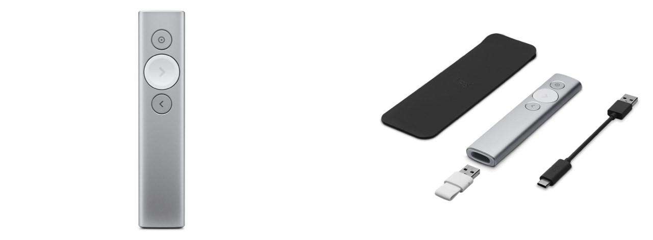 Logicool spotlight presentation remote2