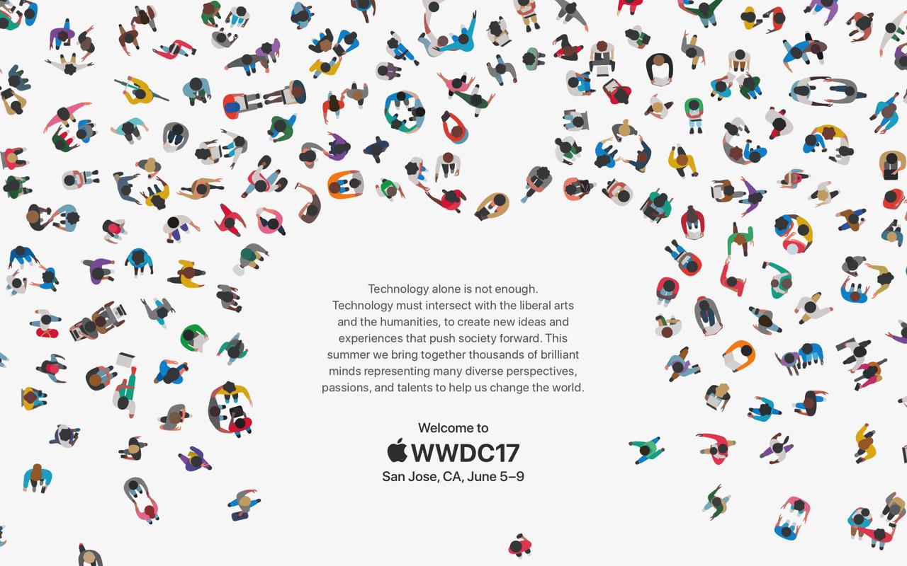 Apple、「WWDC 2017」基調講演の招待状をメディアへ発送