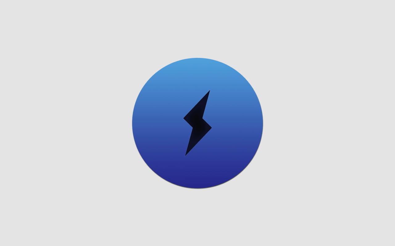 Macアプリ ― メニューバーにバッテリー残量をコンパクトに表示する「Battery Indicator」