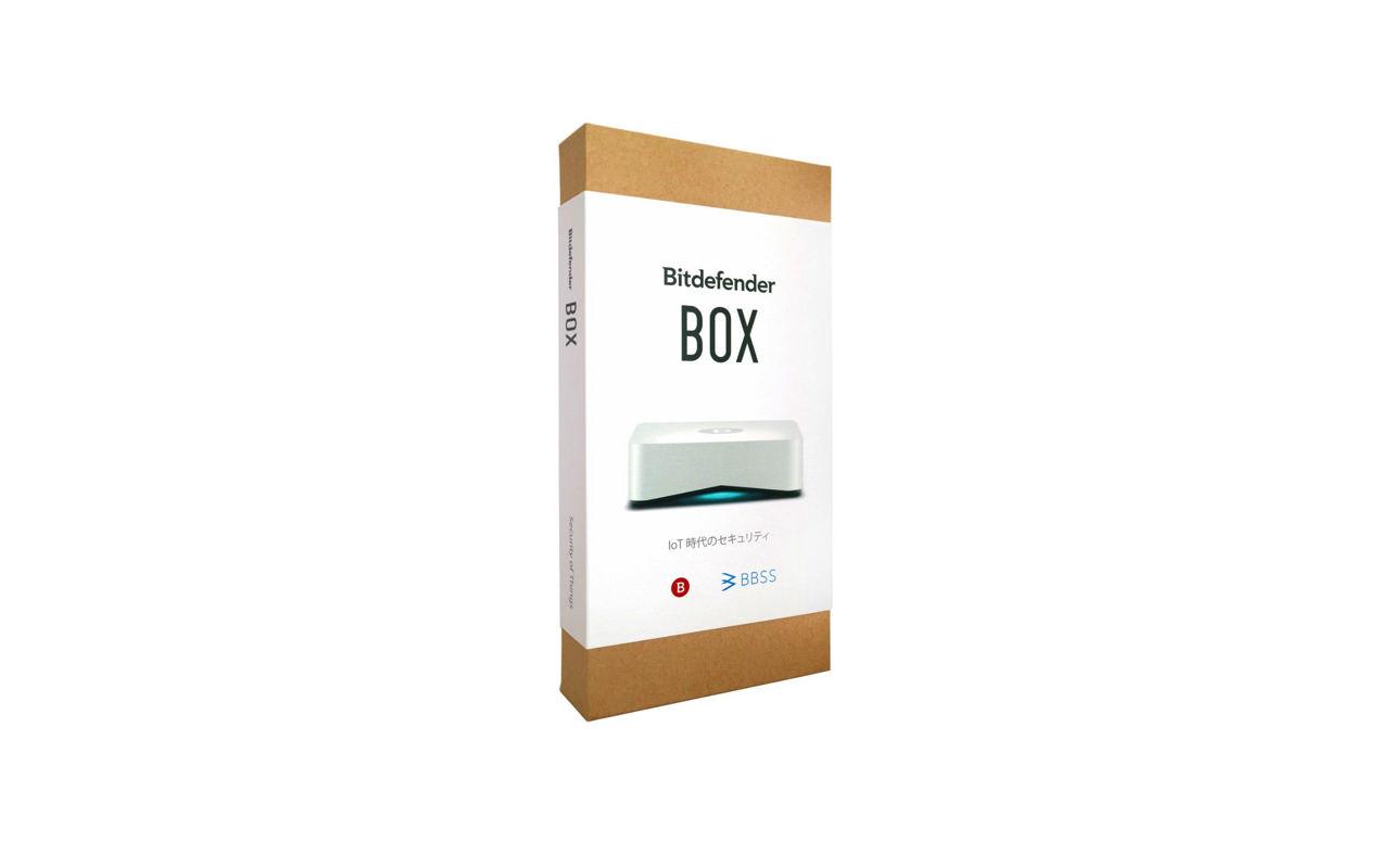 Bitdefender BOX(ビットディフェンダー・ボックス)― 家庭内のネットワーク機器をマルウェアから守る【AD】