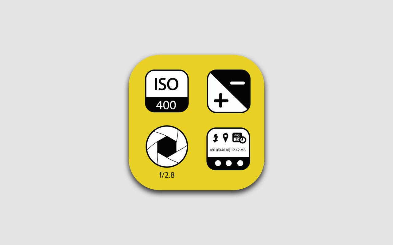 iPhoneアプリ ― 写真の位置情報を含む「Exif」メタデータを削除できる「Exif Viewer」
