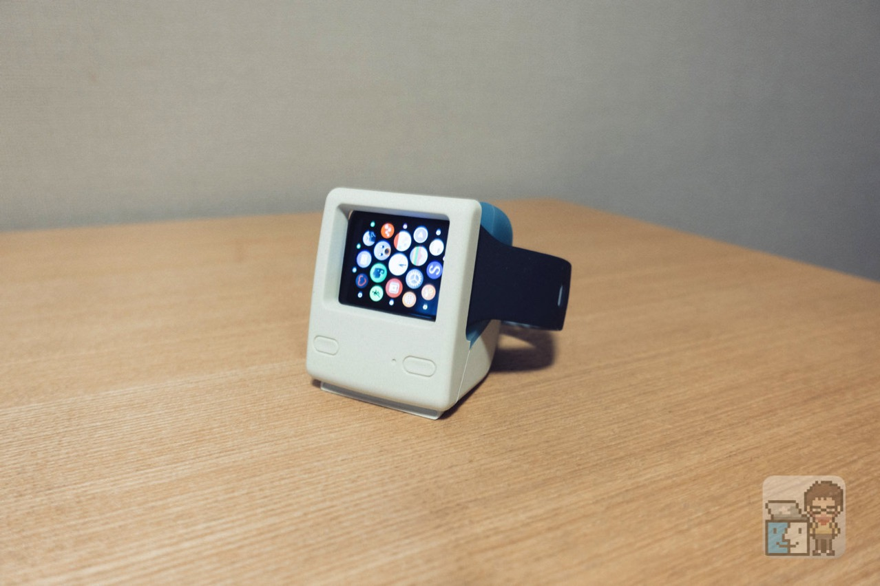 Review elago w4 stand apple watch series21