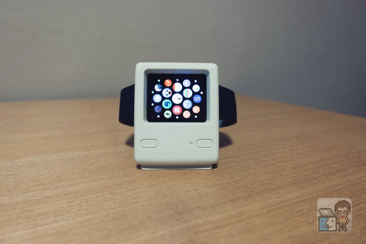 Review elago w4 stand apple watch series22