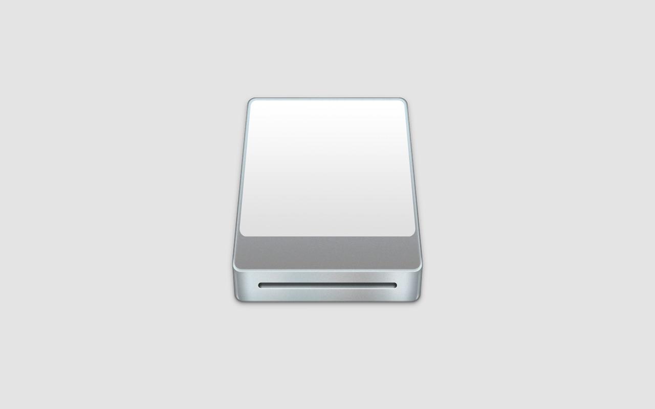 Mac ― 外付けハードディスク・USBメモリ・SDカードの安全な外し方(取り出し方)