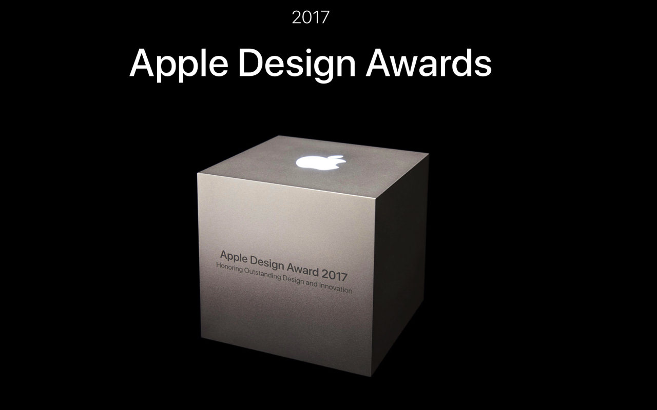Apple design awards 20171