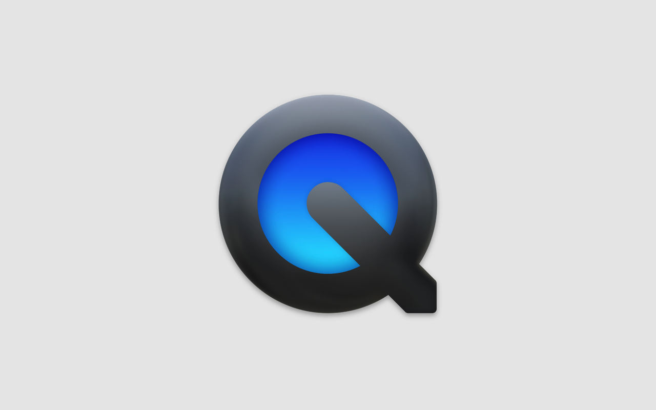 Mac ― QuickTime Player で動画を切り抜く方法
