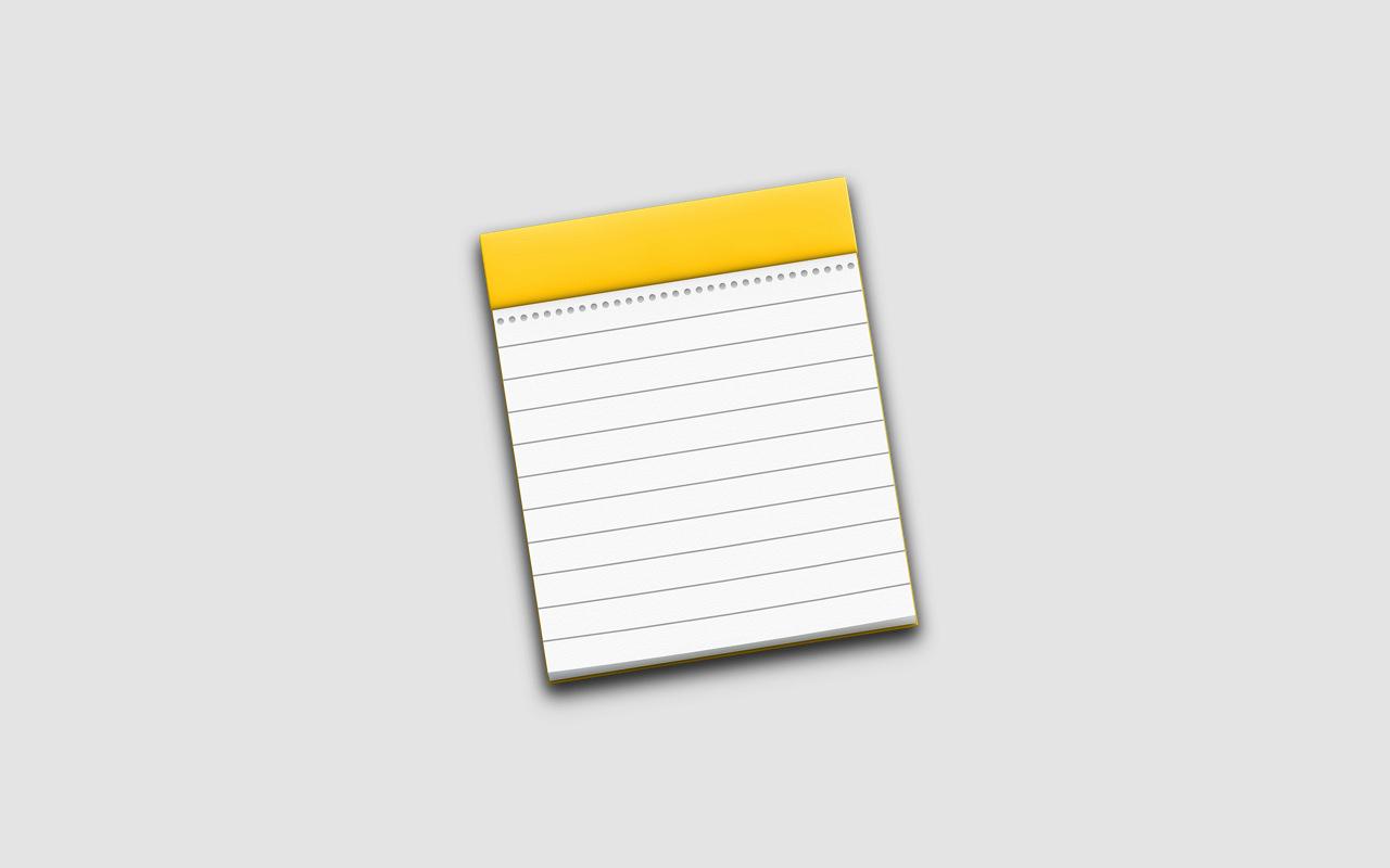 Mac ―「メモ」にロックをかける方法(パスワードリセットの解説も)