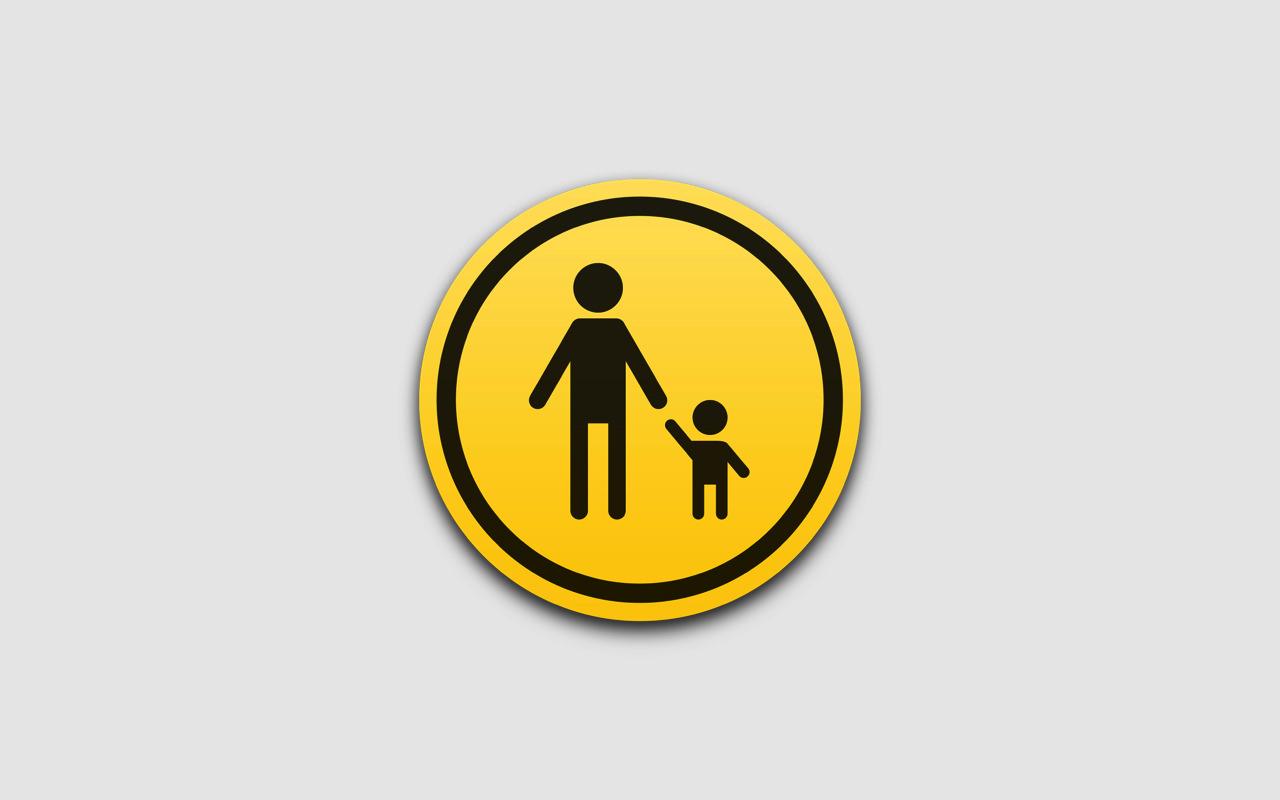 Mac ― 子供の利用を制限できる「ペアレンタルコントロール」