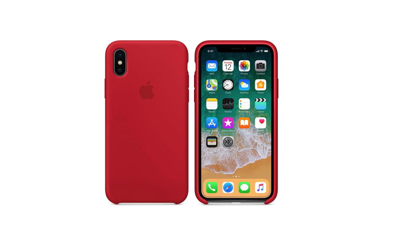 Apple、iPhone X 純正ケース 発売開始