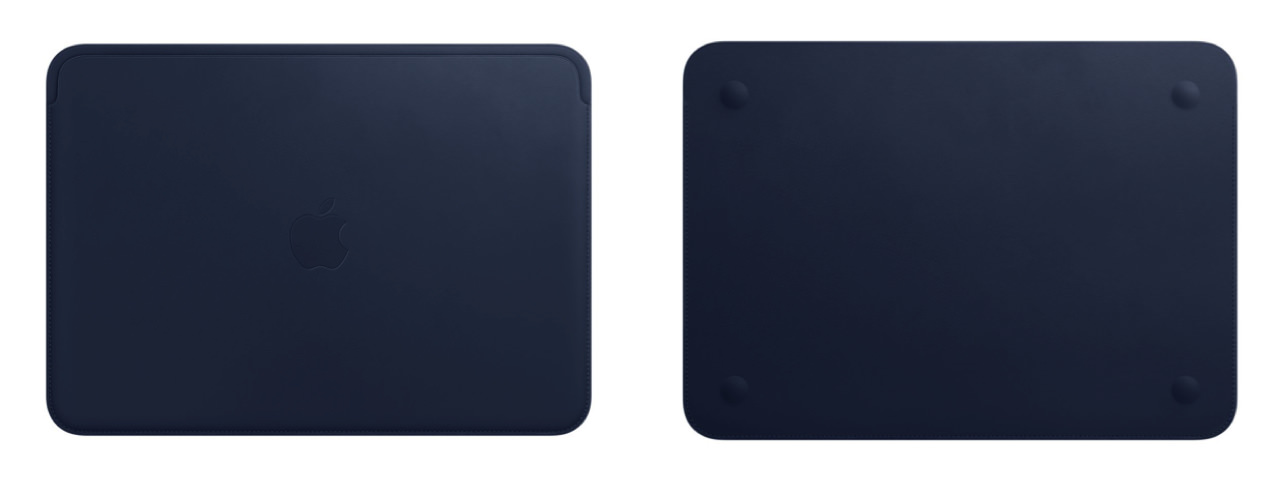 Apple leather sleeve for official 12inch macbook1