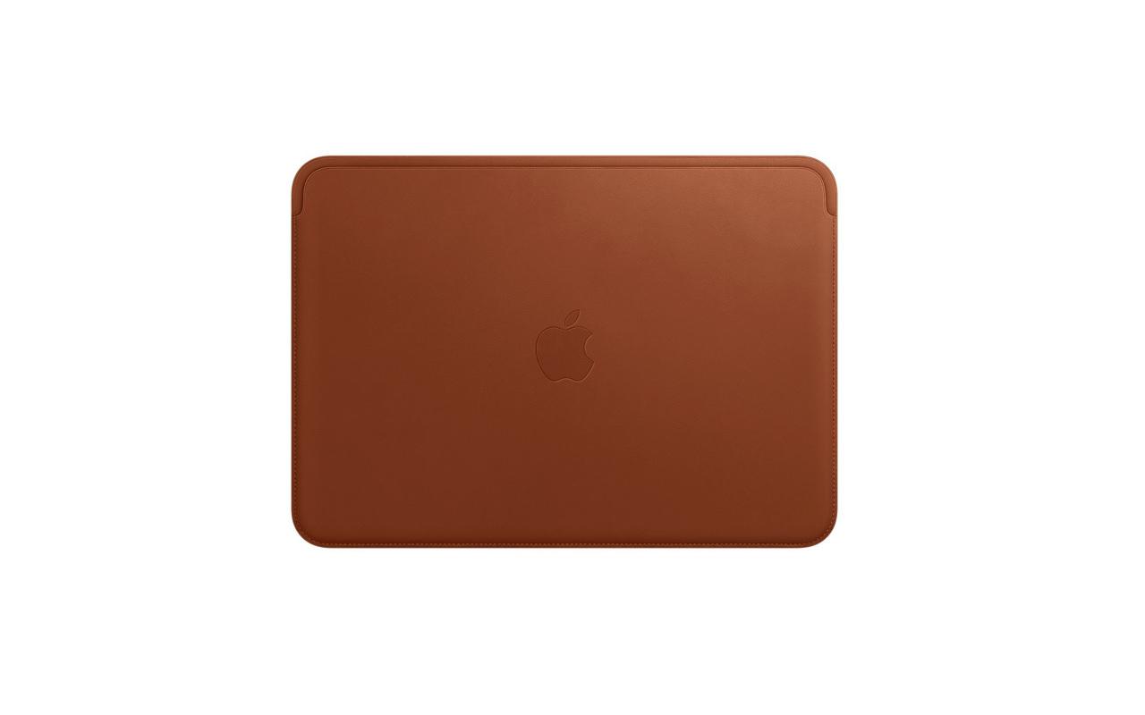 Apple、MacBook 12インチ向け 純正レザースリーブ ケースを発売開始