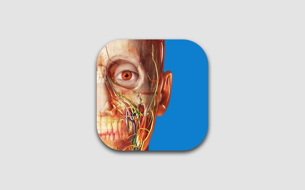 3Dで超リアル!iPhone/iPad で学べる解剖学アプリ「ヒューマン・アナトミー・アトラス 2018 エディション」