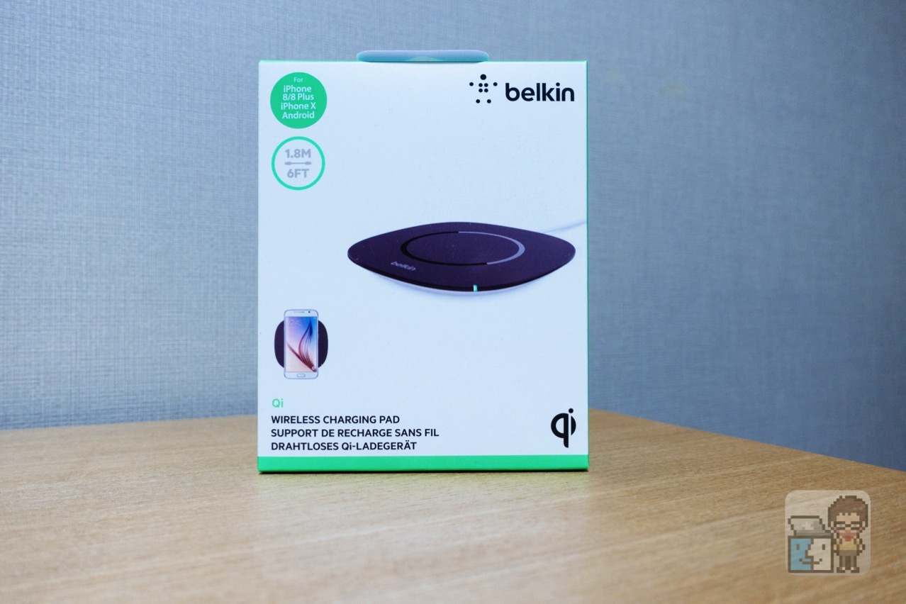 Belkin boost up wireless charging pad 5w5