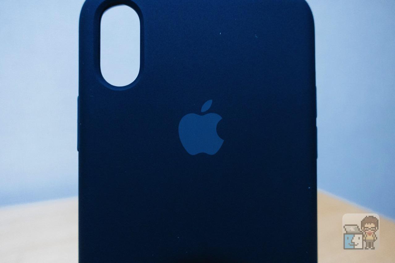 Iphone x silicon case black5