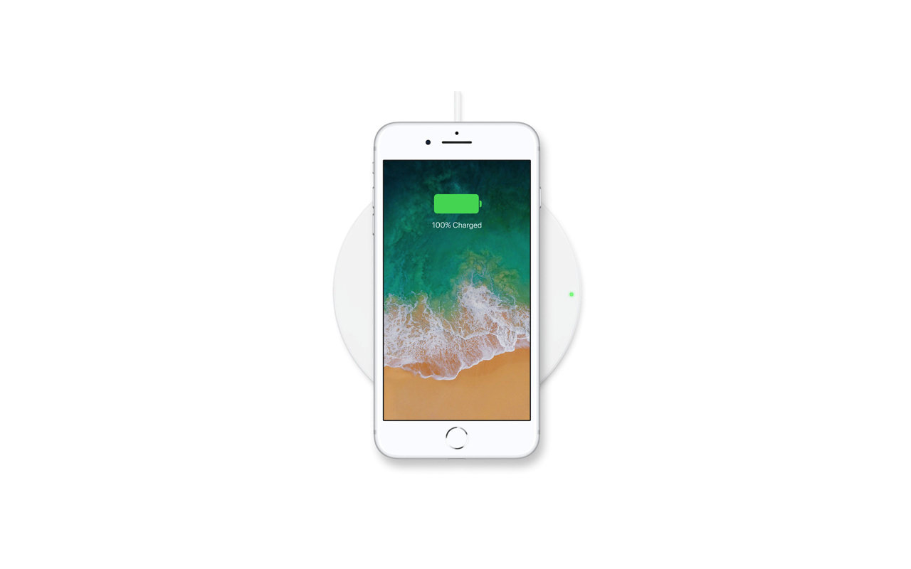 iPhone X Qi ワイヤレス充電パッド ― 高速充電対応は「Belkin」と「mophie」の2つ