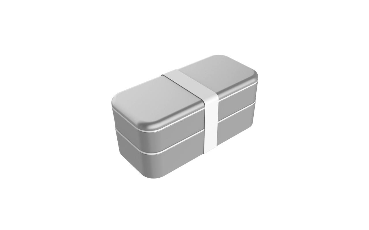 弁当箱みたいなAppleアクセサリー収納ケース「BENTO STACK」